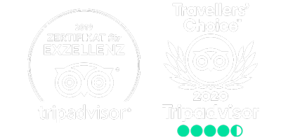 Auszeichnung Tripadvisor 2020